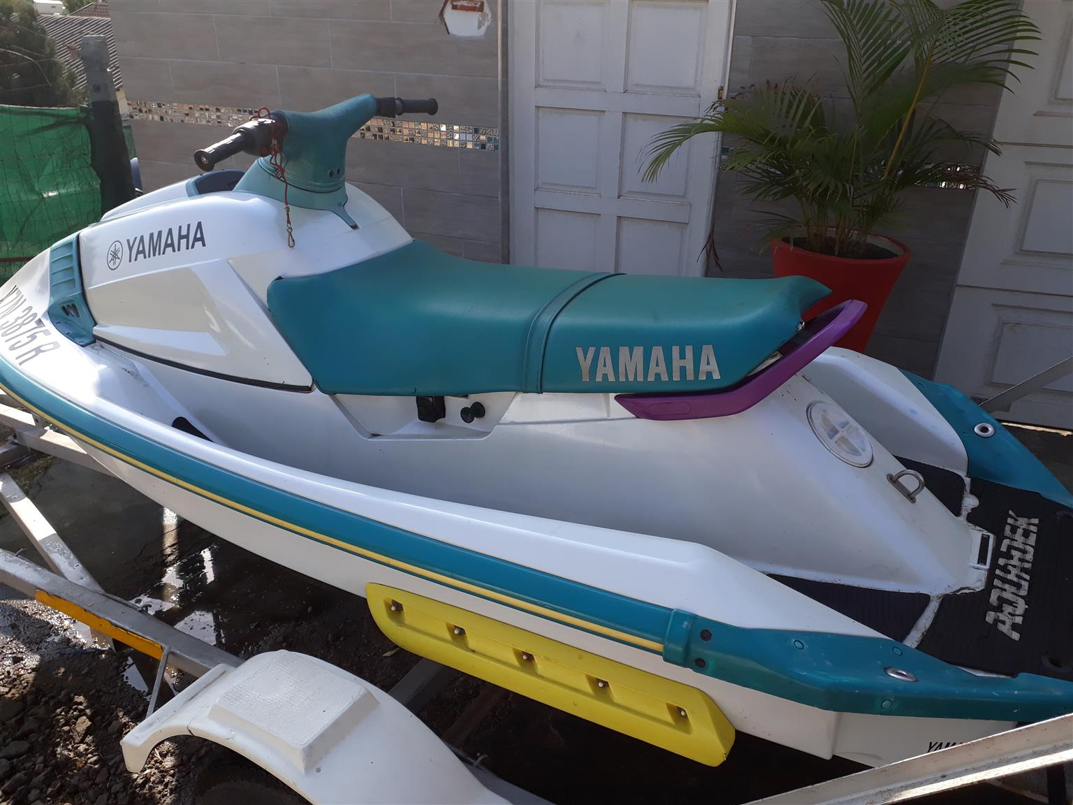 Yamaha Wave Raider 700 For Sale