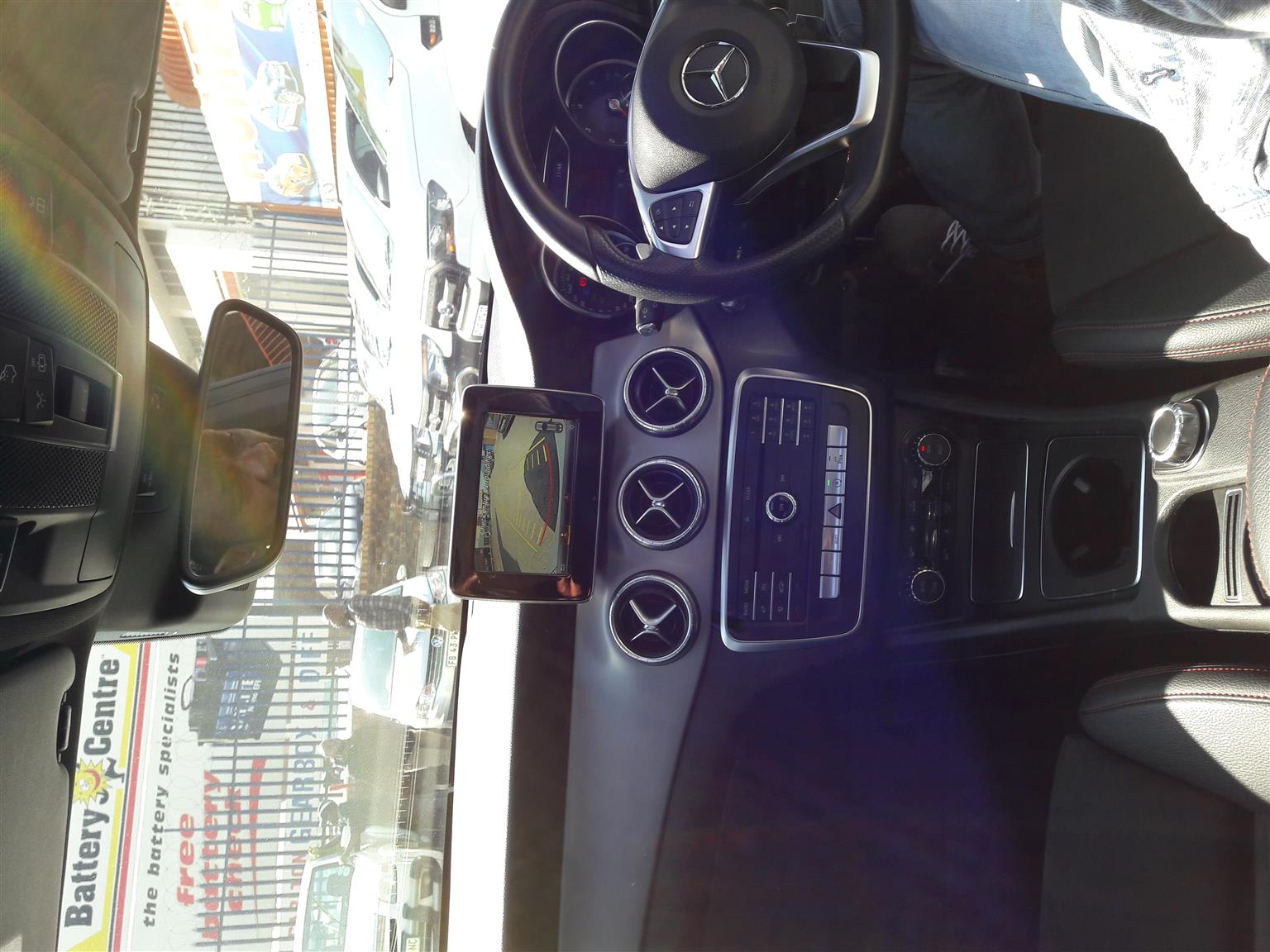 2017 Mercedes Benz CLA 200d AMG Line auto