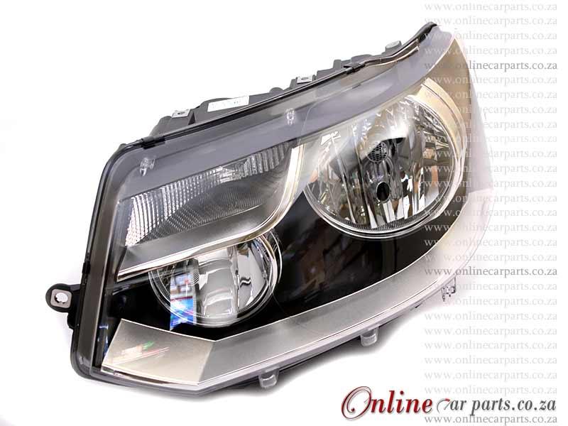VW Kombi T5 Left Hand Side Electric Twin Headlight
