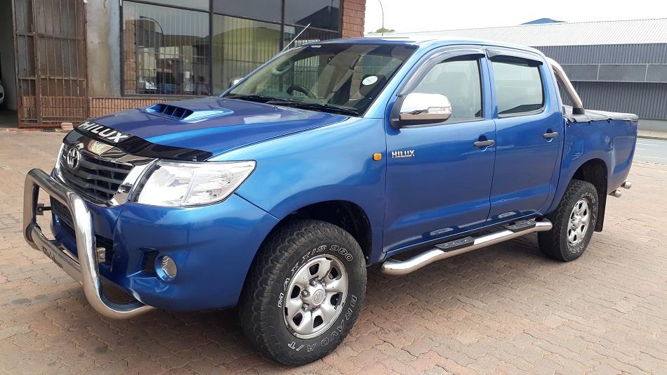 2011 Toyota Hilux 3.0D 4D double cab 4x4 Raider