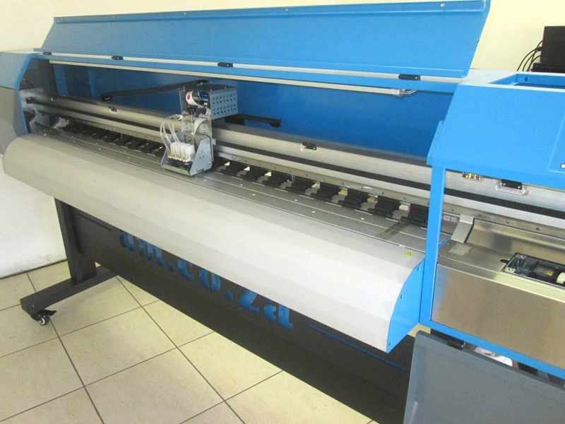 F1-1604 FastCOLOUR ONE 1600mm Printing Area Large Format Printer, SAi PhotoPRINT Software
