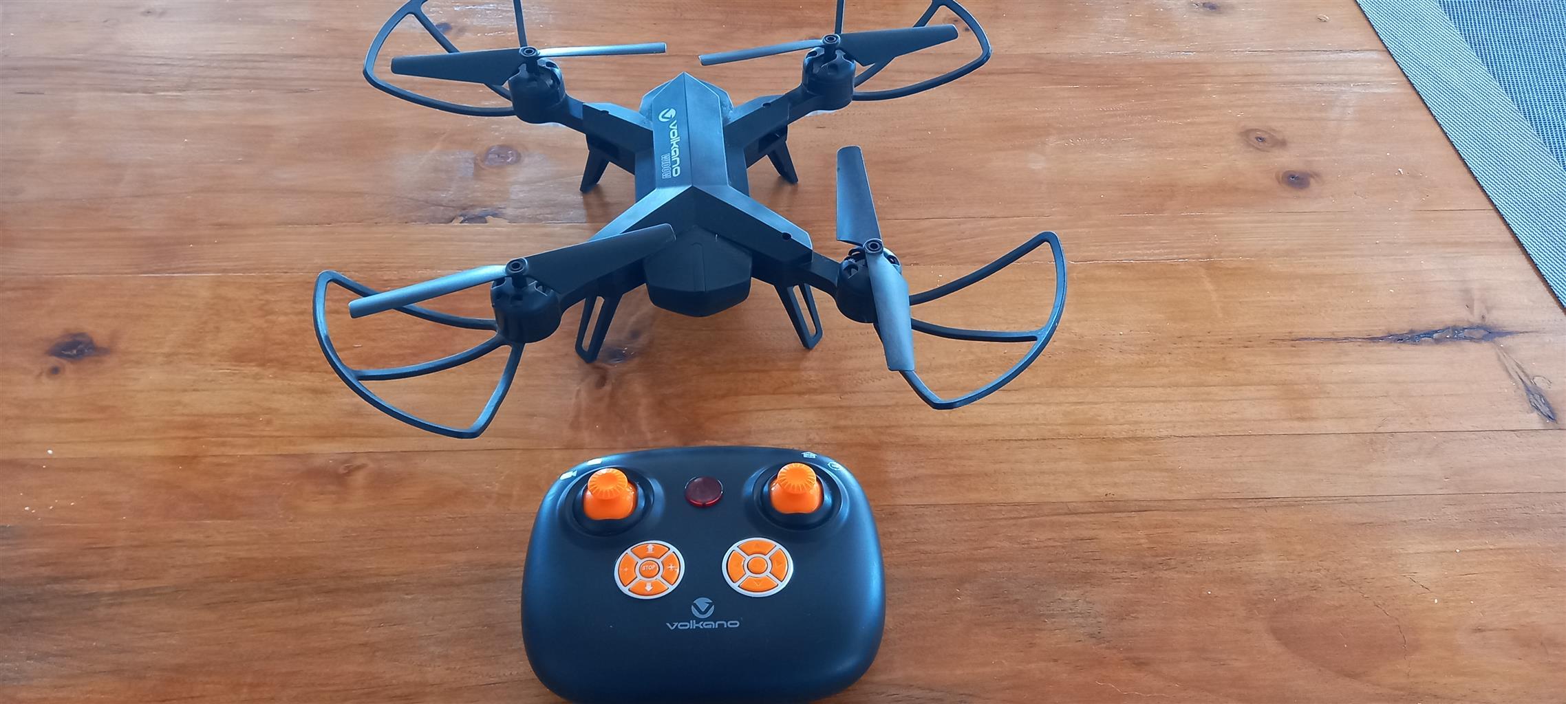 Volkano widow drone