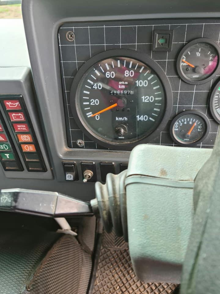 2016 Tata 1518c EX2 dropside truck (8Ton