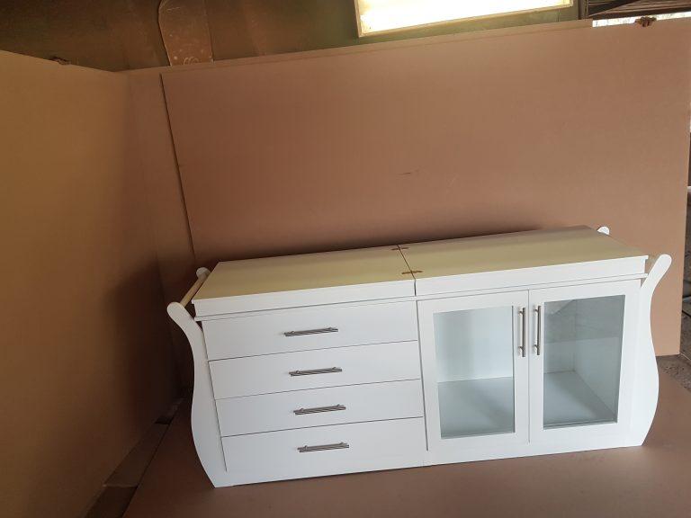 Sleigh Compactum with Bath TY 09-R6000