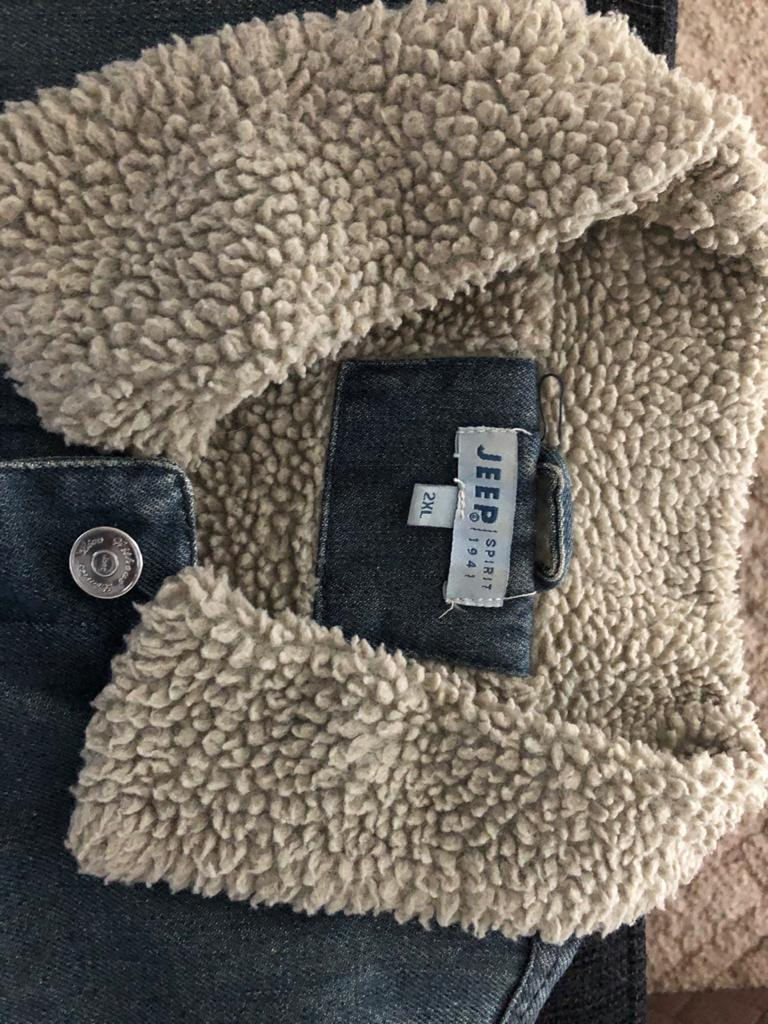 Ladies Jeep Denim Jacket