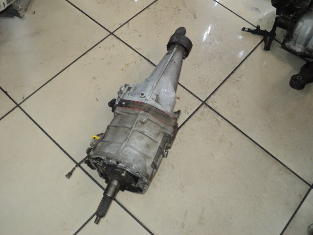 TOYOTA MANUAL GEARBOX VICE VERSA 3YP R2500