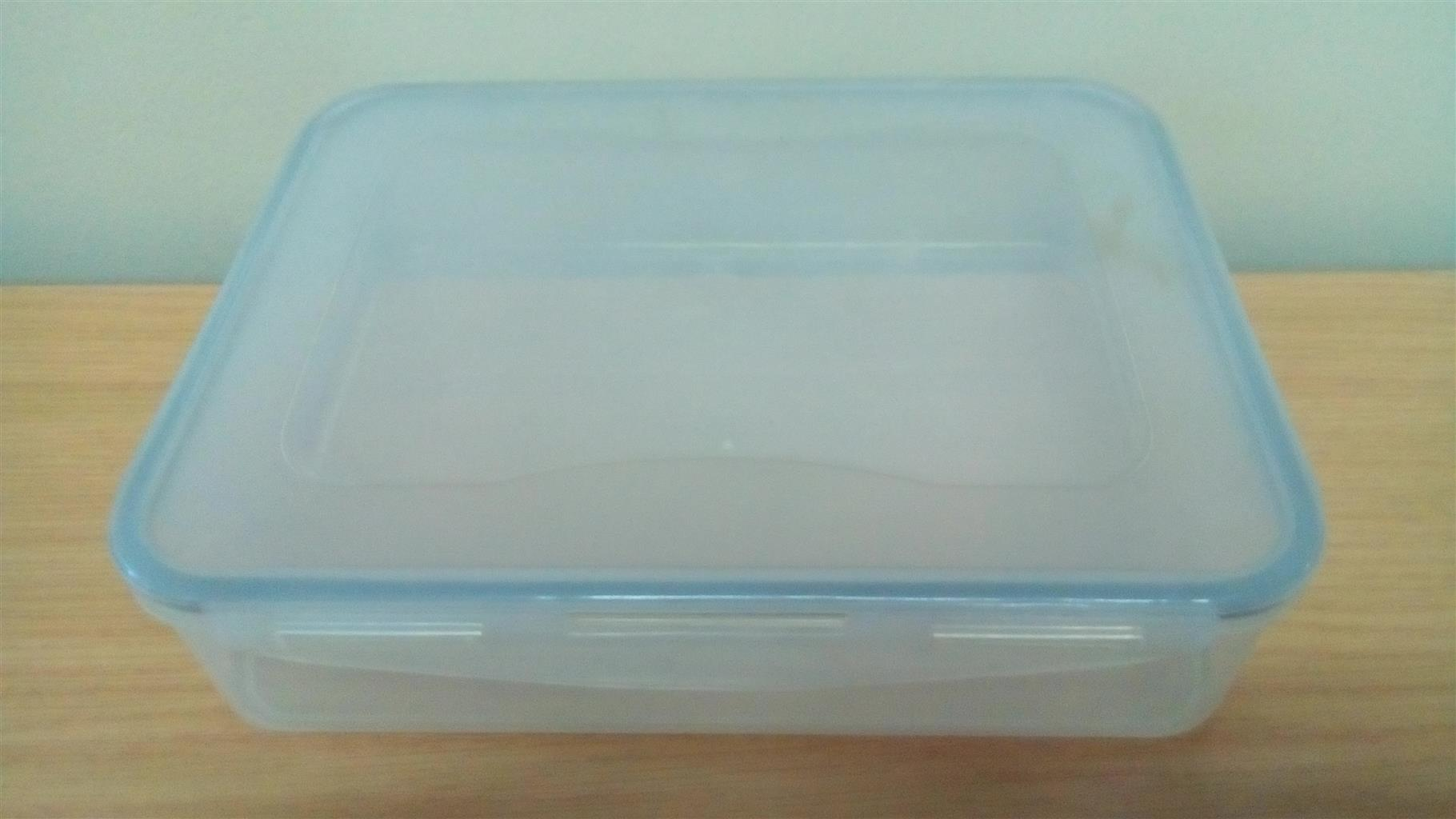 3 Litre Airtight Container x 3