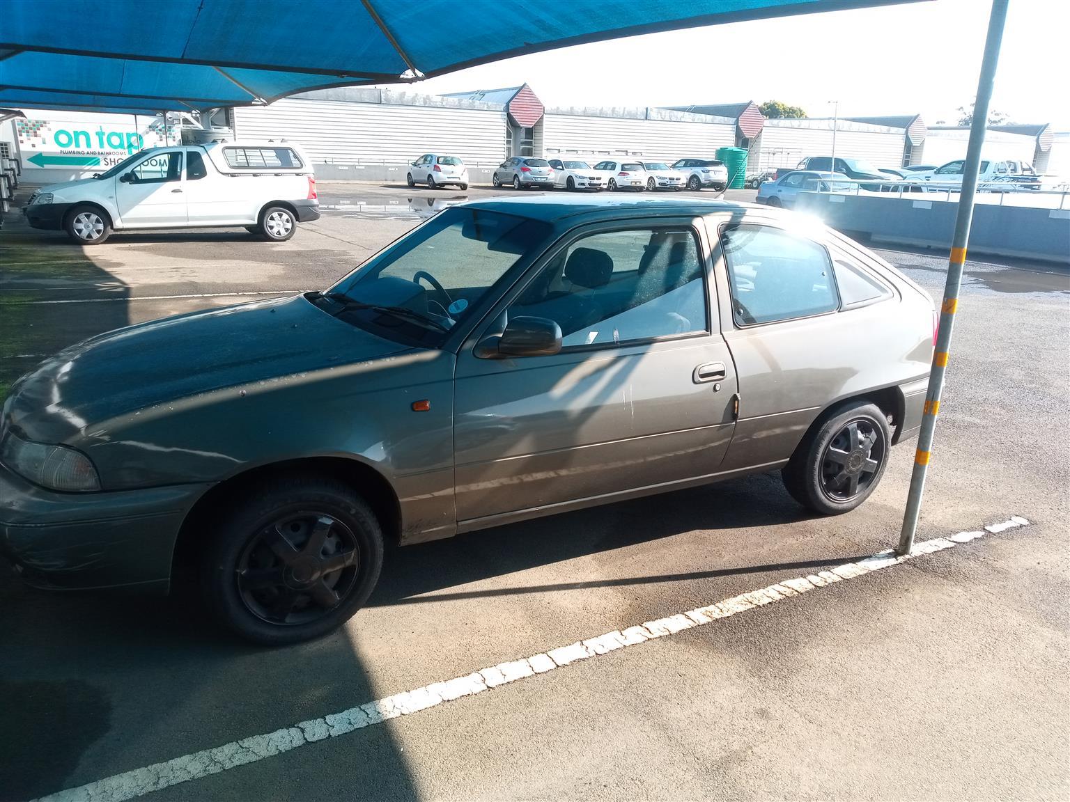 Daewoo Cielo 2 Door Hatchback