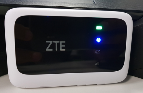 ZTE MF910+ LTE/G4 Mobile Wifi Router