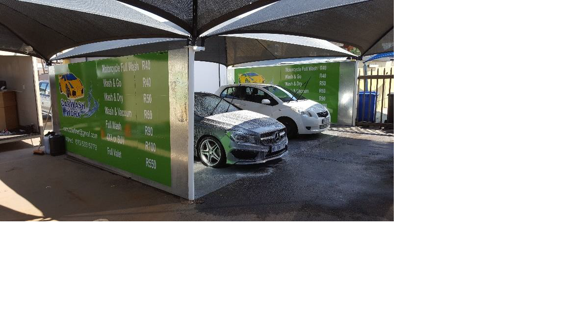 CarWash Worx Worx Franchise Group