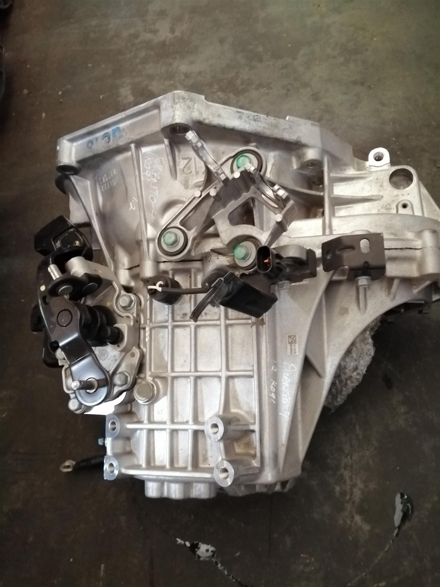 PICANTO 4 MANUAL GEARBOX
