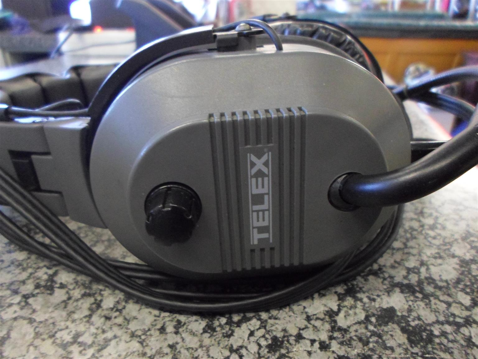 Telex Aviation Earphones