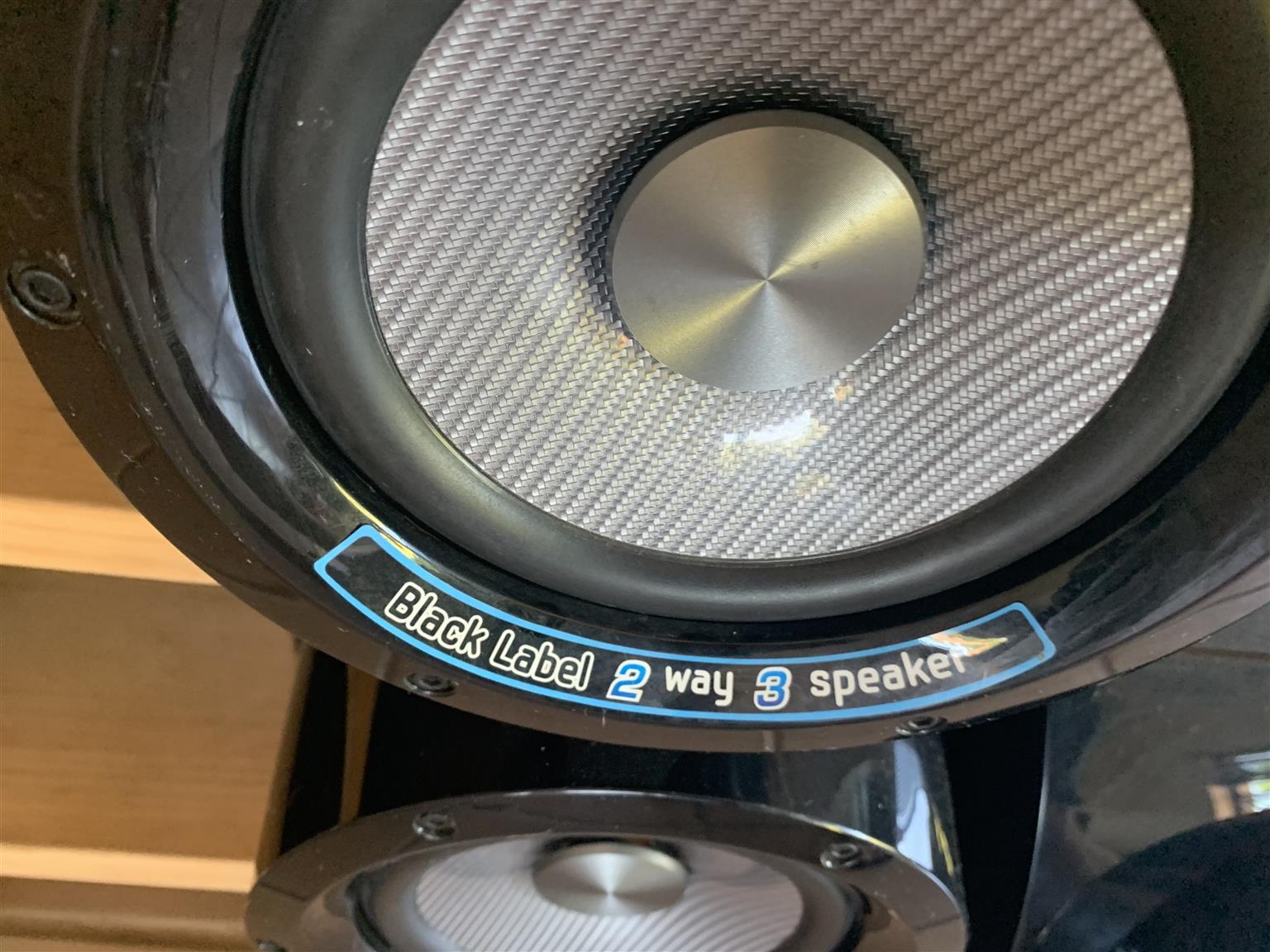Samsung 5.1 Surround Sound System