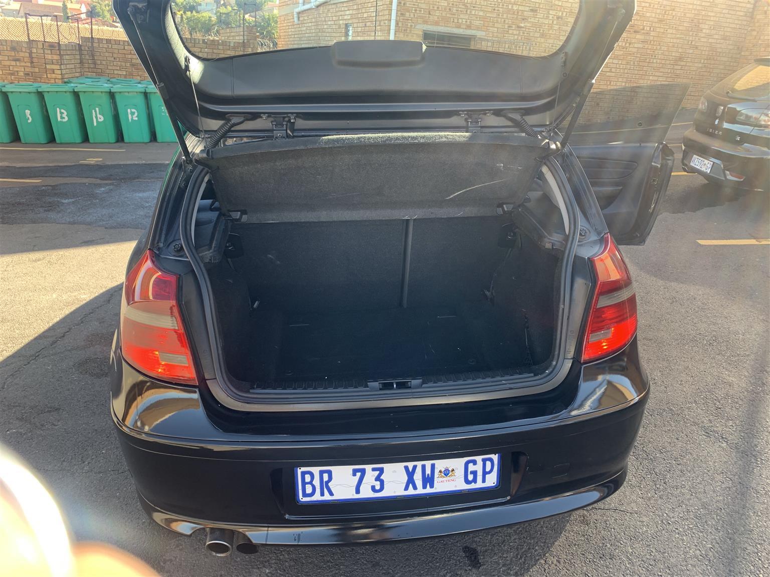 2012 BMW 1 Series 130i 3 door M Sport
