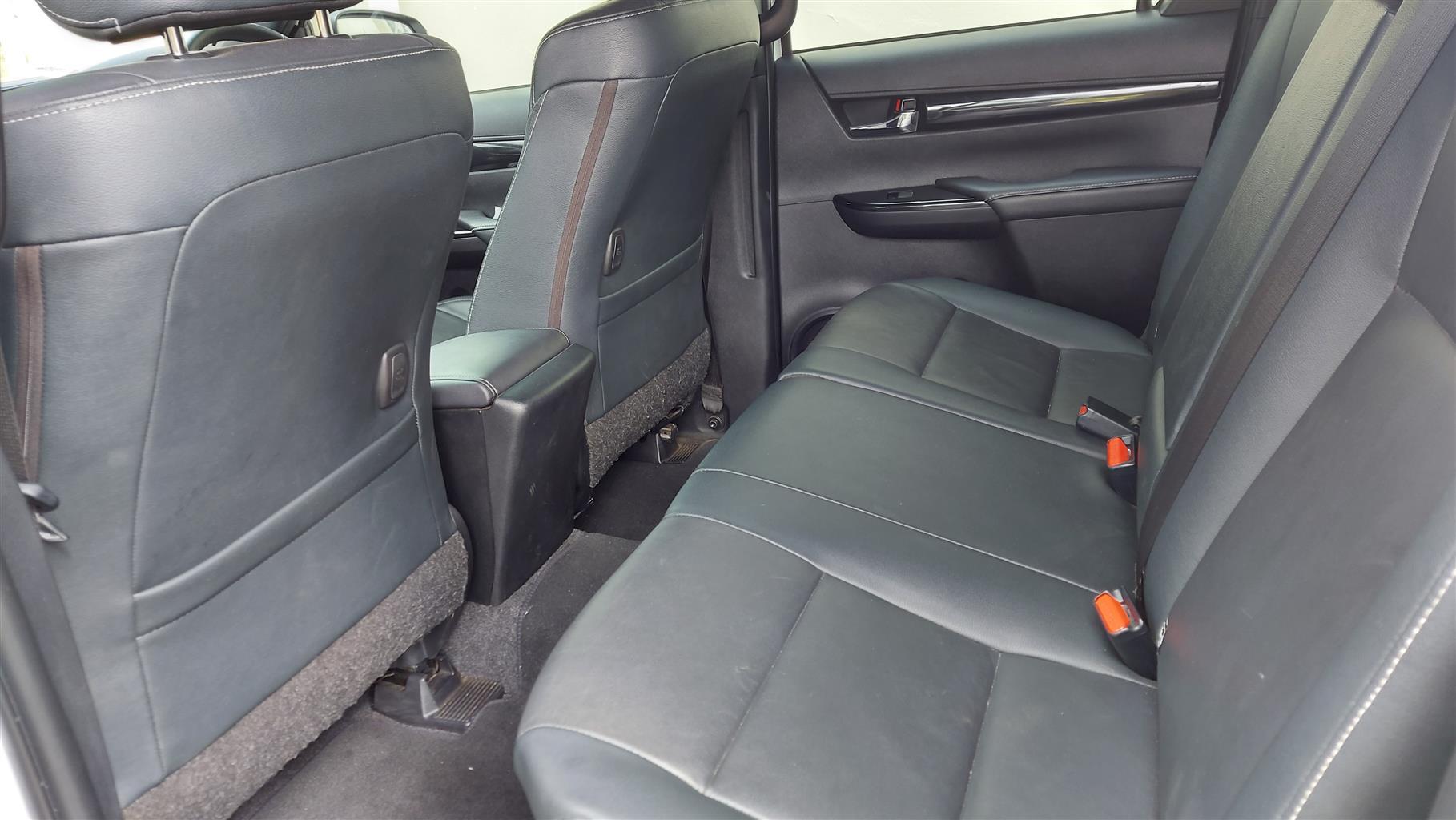 2018 Toyota Hilux double cab HILUX 2.8 GD 6 RAIDER 4X4 P/U D/C