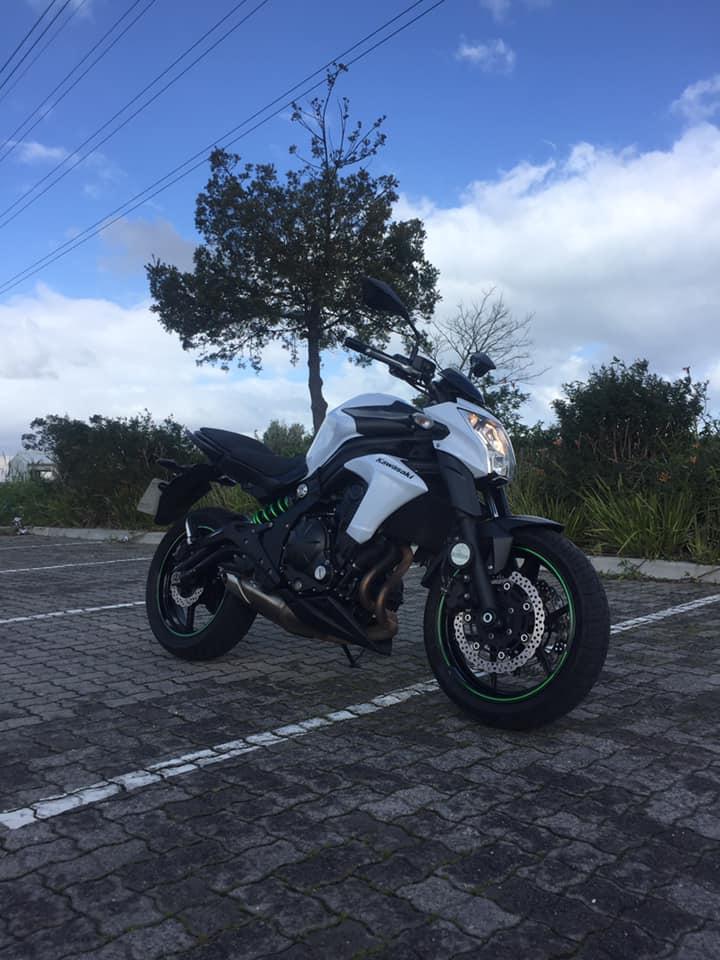 2017 Kawasaki ER6N