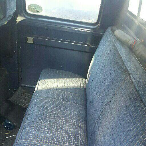 1985 VW Transporter 2.5TDI double cab
