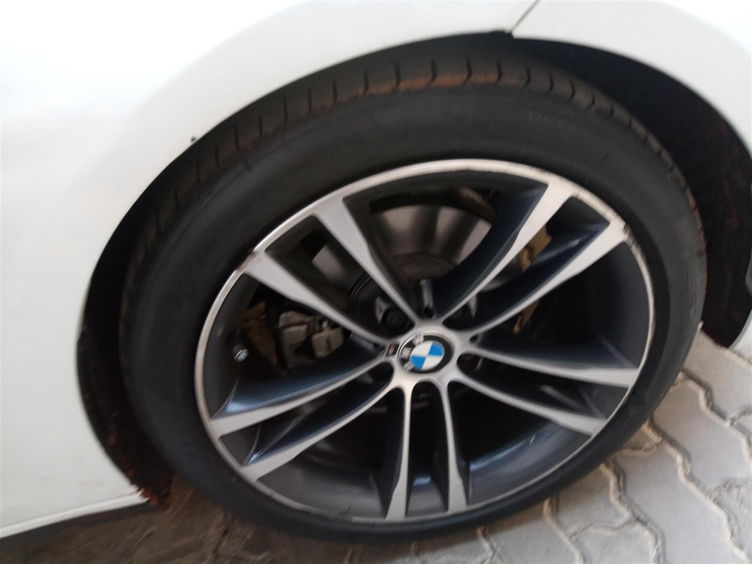 2015 BMW 3 Series 320d GT auto