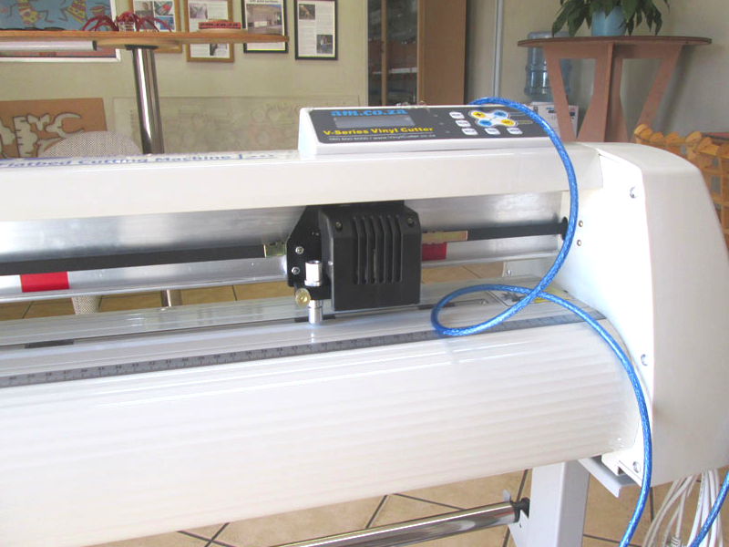 V-1700 V-Series High-Speed USB Vinyl Cutter, 1700mm Working Area Vinyl Cutter