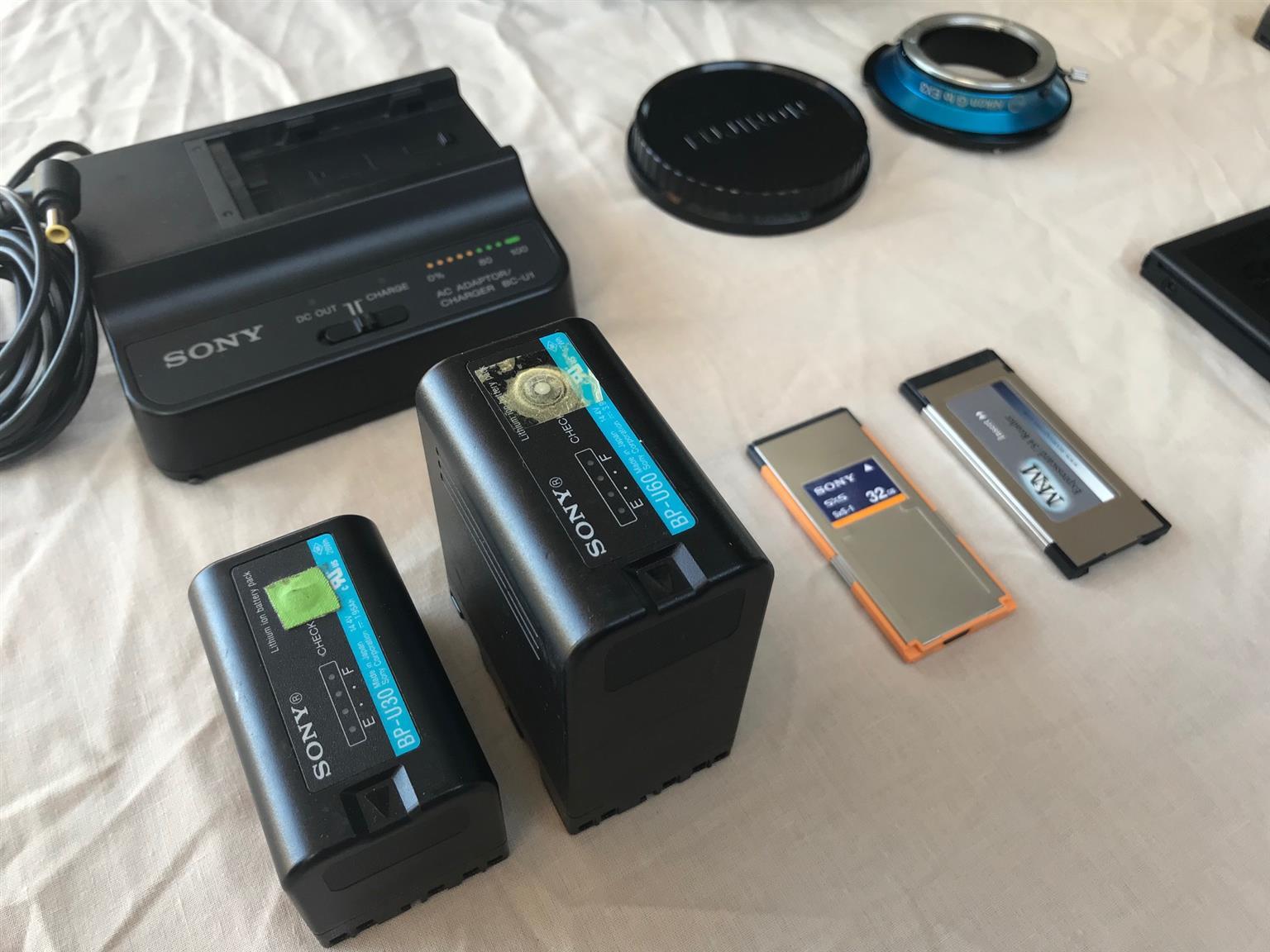 Sony PMW EX3 & Atomos Samurai