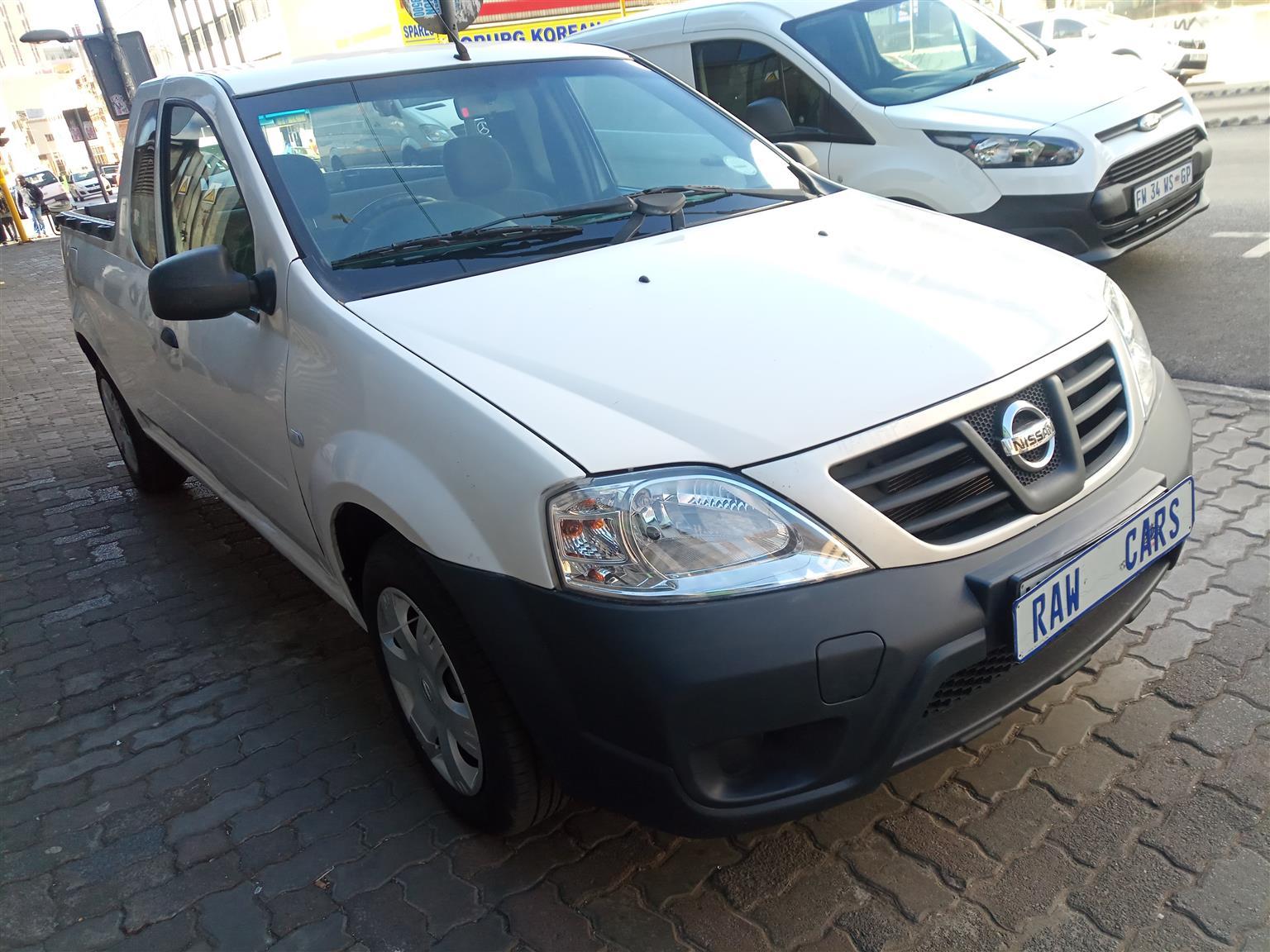 2016 Nissan NP200 1.6i