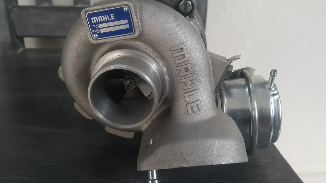 BMW 3 Series 318D 320D E46 E90 MAHLE Turbo Charger OE   Junk Mail