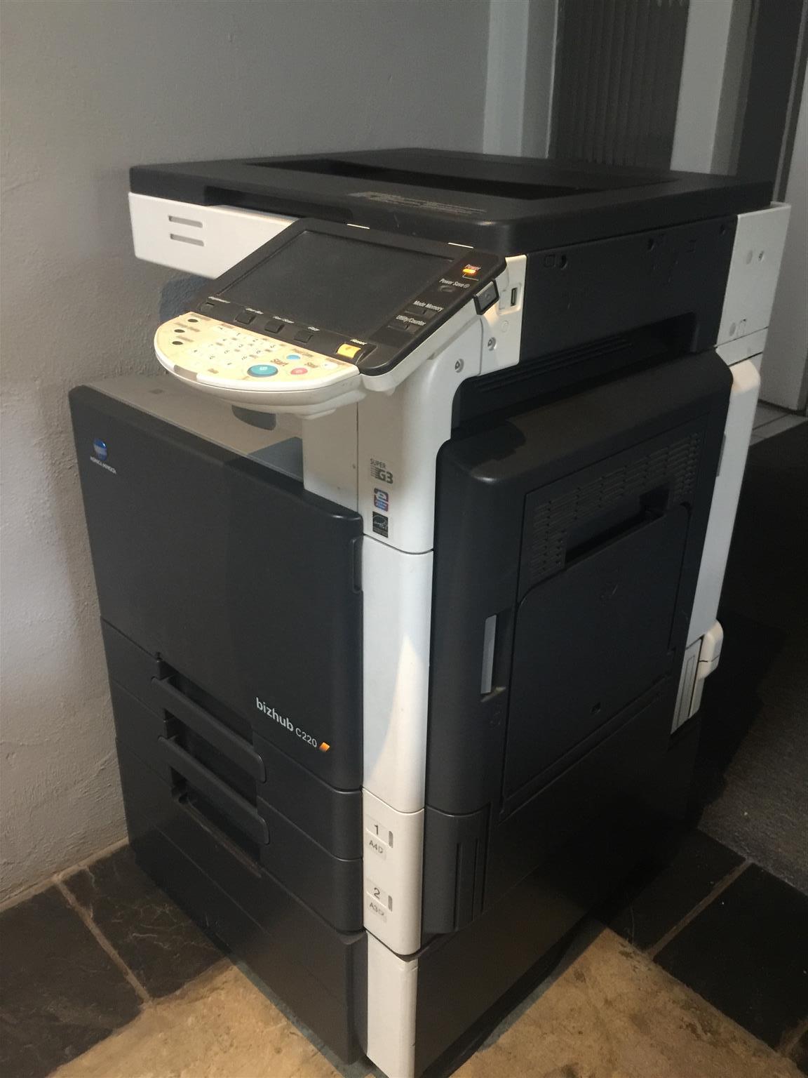 Printer in pristine condition