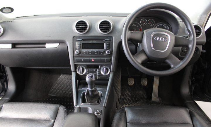 2010 Audi A3 1.9TDI Attraction