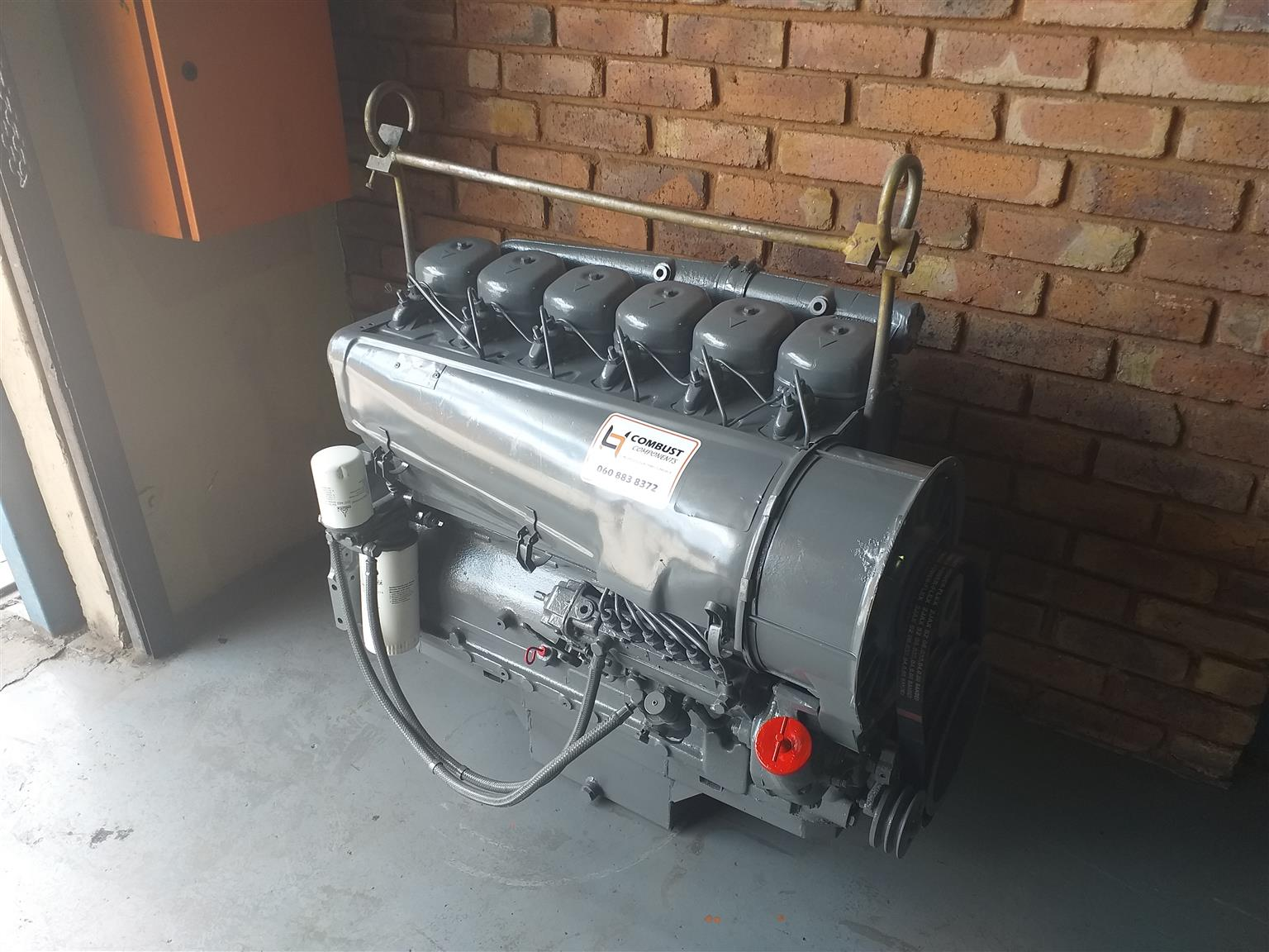 Kirloskar/Deutz 6 cylinder
