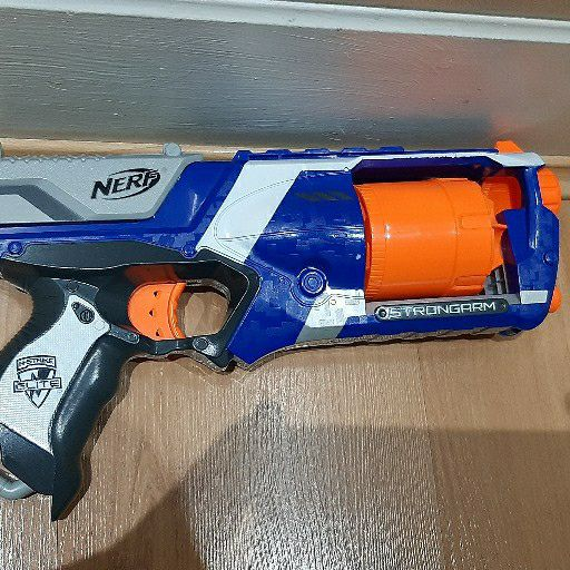 Nerf Strongarm N-Strike Elite