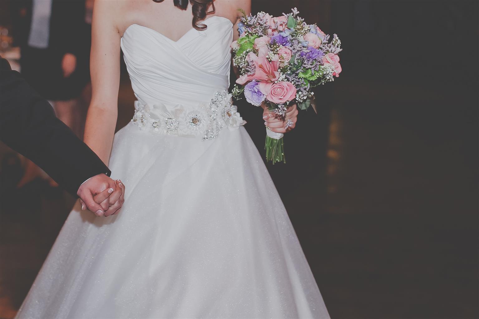 Designer Wedding Dress for sale