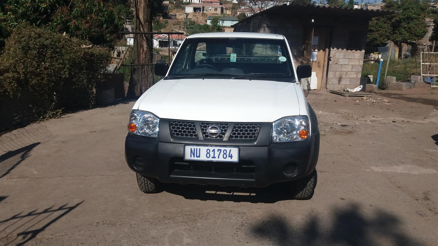 2011 Nissan NP300 Hardbody 2.4 Hi rider