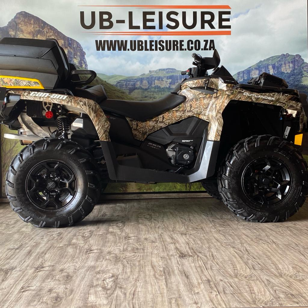 2015 Can-Am Outlander