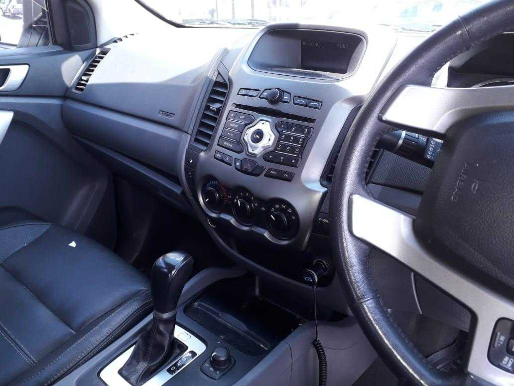 2016 Ford Ranger double cab RANGER 3.2TDCi XLT 4X4 A/T P/U D/C