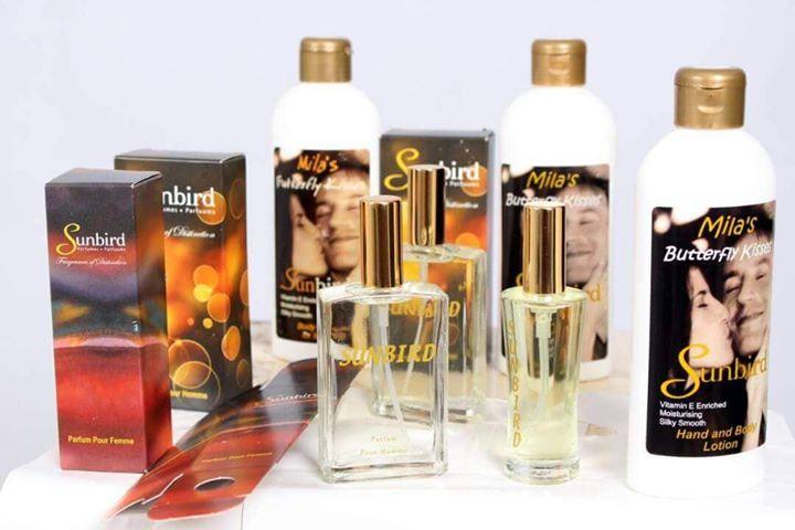 perfume agents needed