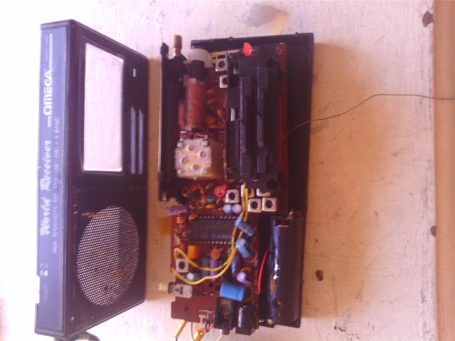 Wanted  Spare Parts transistor  radio