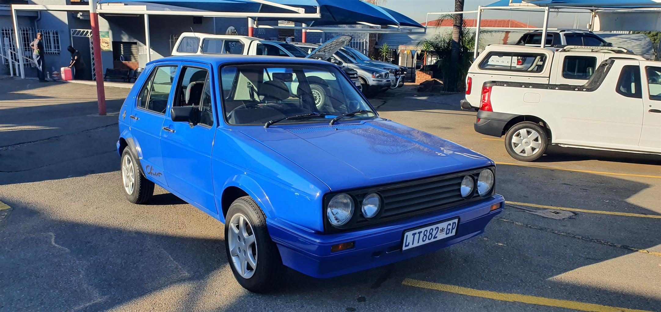 2000 Volkswagen Citi Chico 1.4i