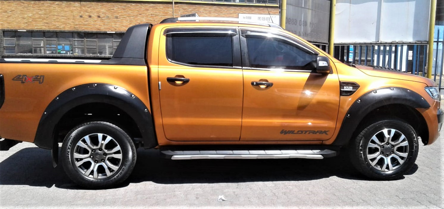 2016 Ford Ranger 3.2 double cab 4x4 Wildtrak auto