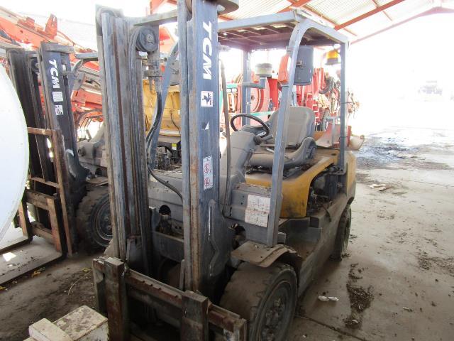 TCM FD30T3Z Forklift - ON AUCTION