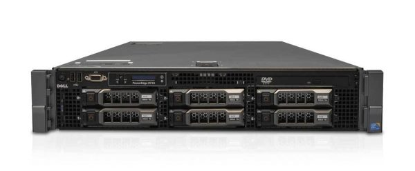 Refurbished Dell PowerEdge R710 Performance Server