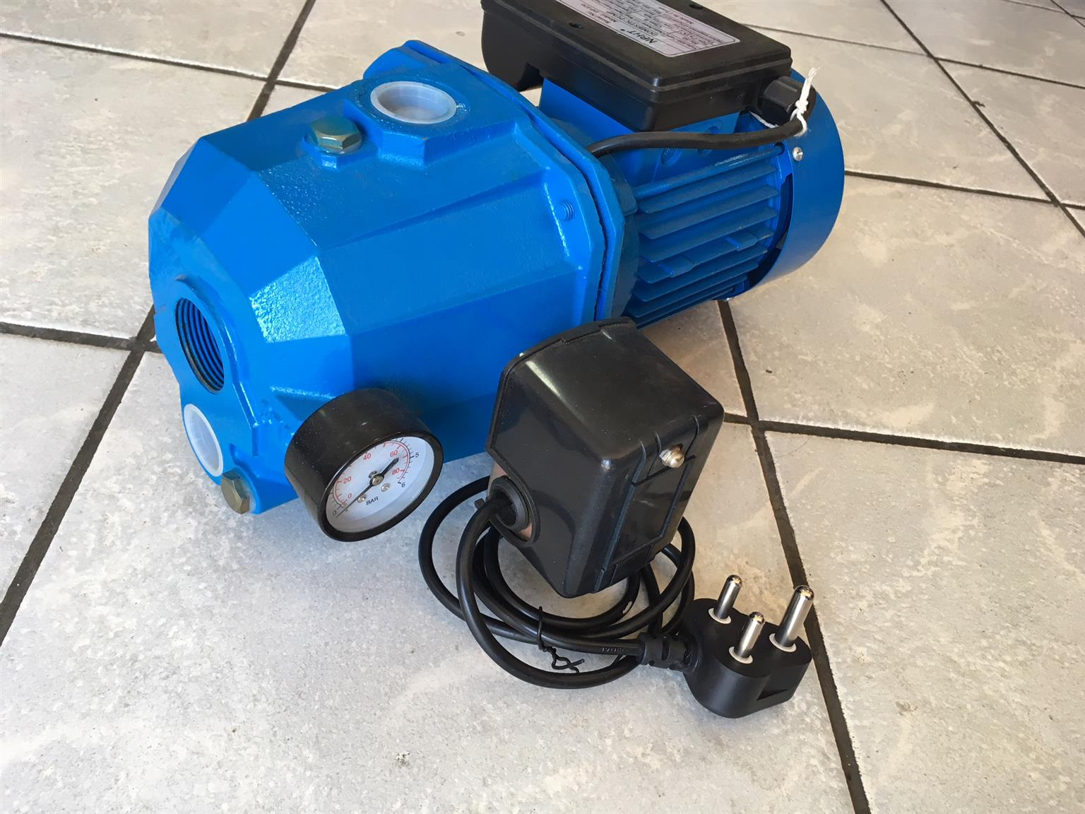 Stainless Steel 1.1kw  Booster Pump vat incl