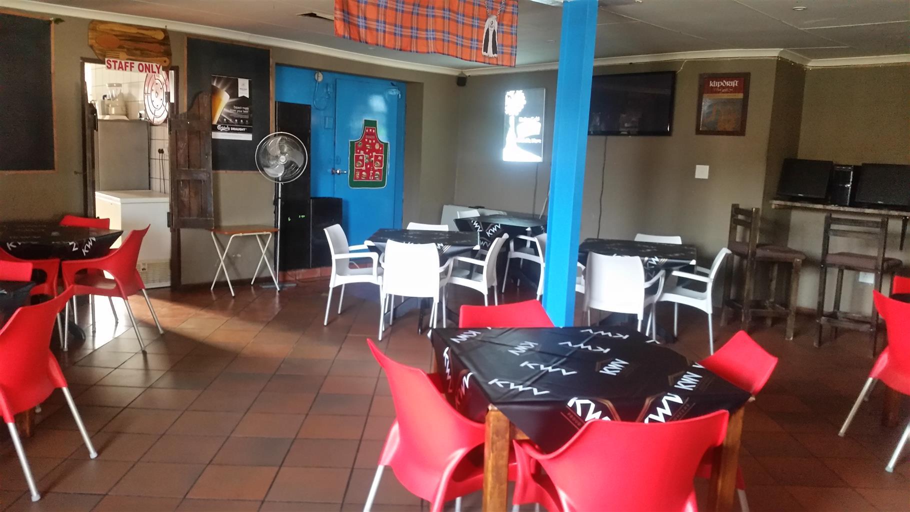 Pub & Grill (Springs)