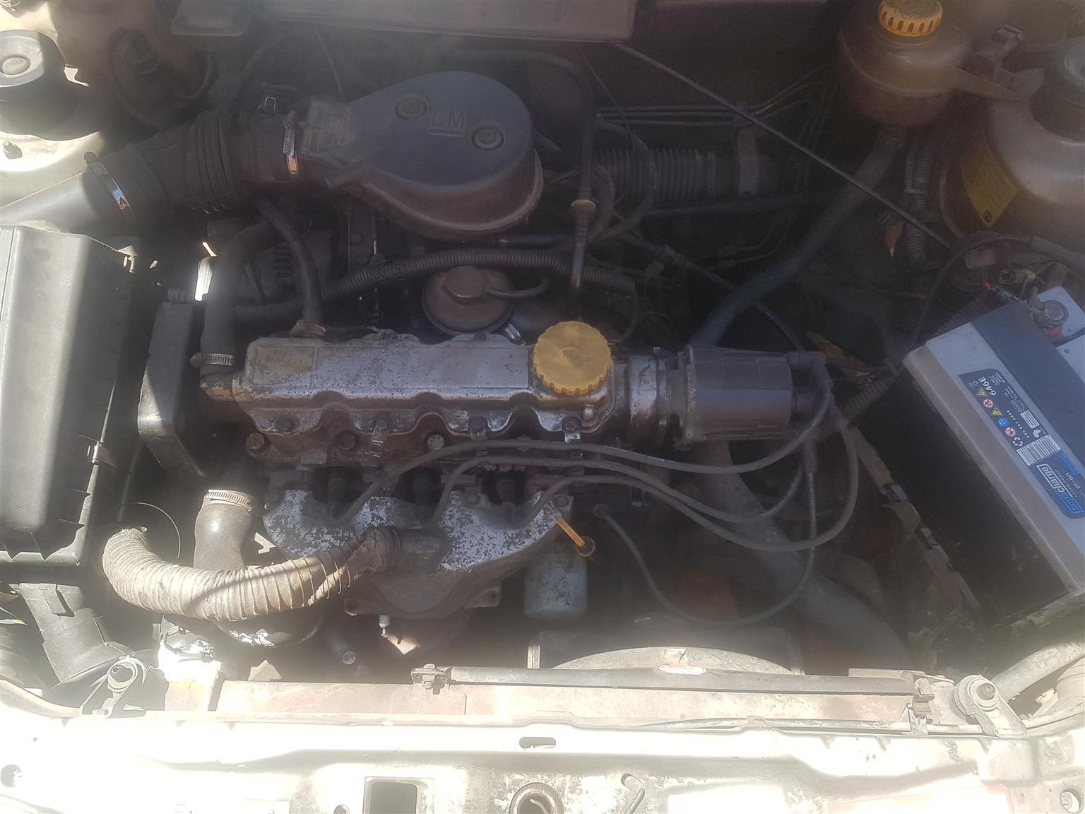 1995 Opel Astra