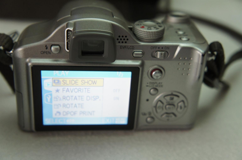 Panasonic Lumix DMC-FZ7