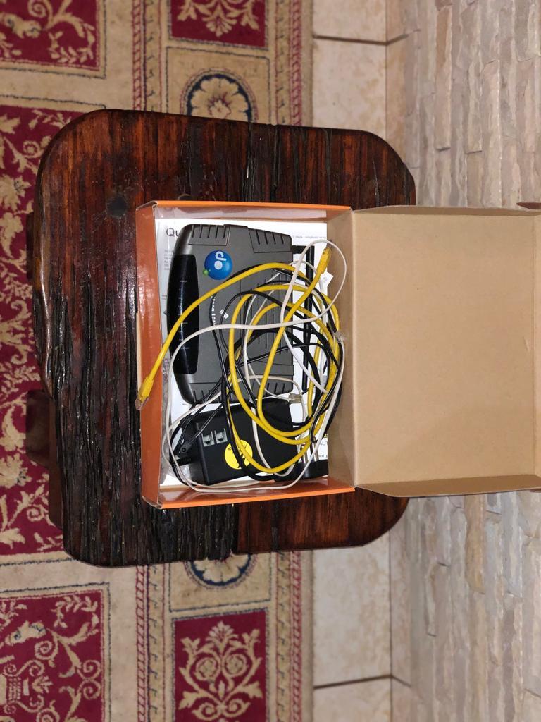 Mega 105WR Telkom ADSL Router