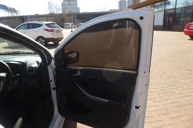 2017 Ford Figo hatch 1.5 Ambiente