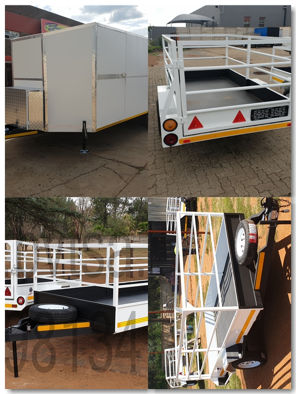 NEW TRAILERS FOR SALE