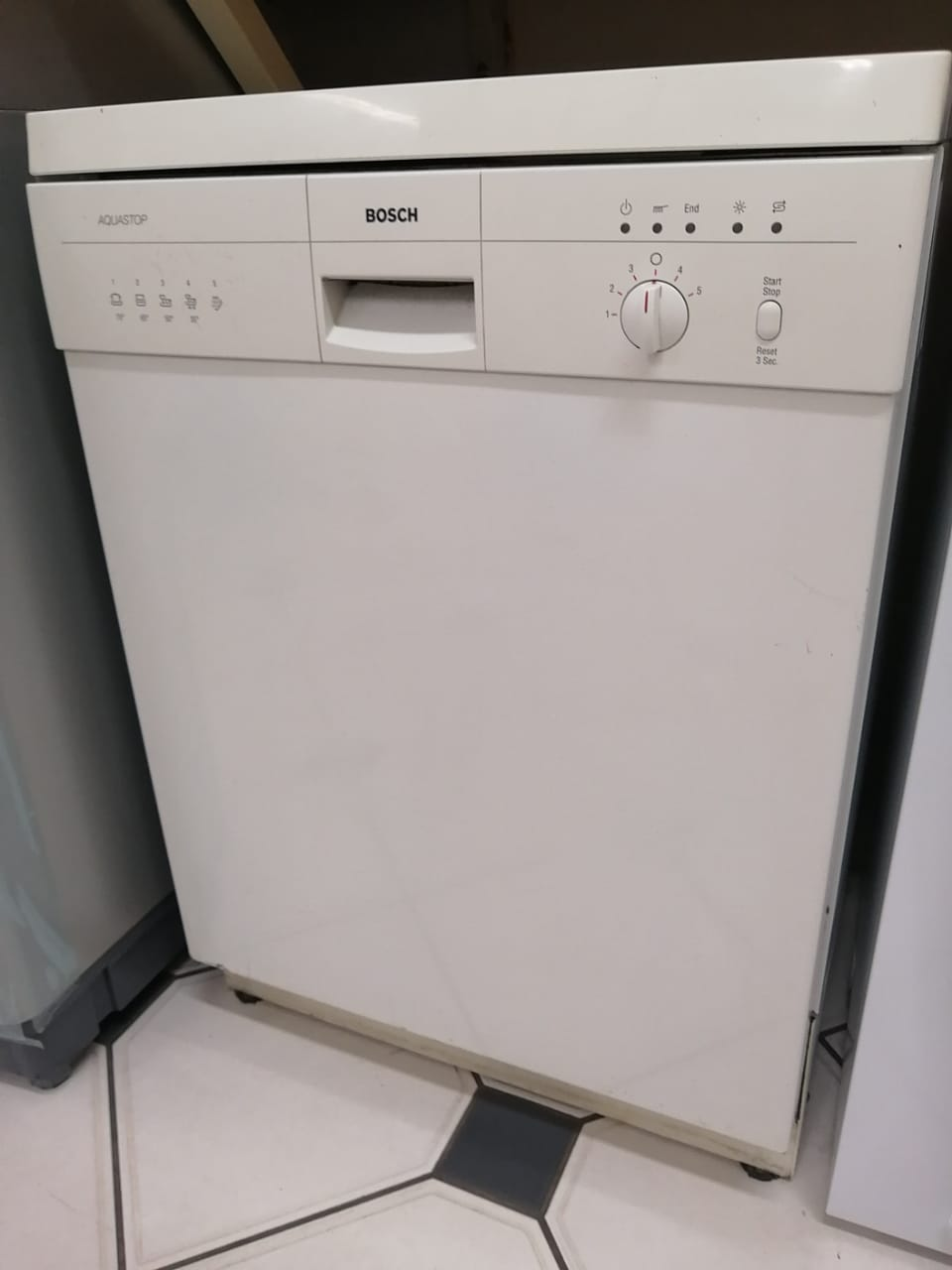 Bosch 12 Place Dishwasher for sale!