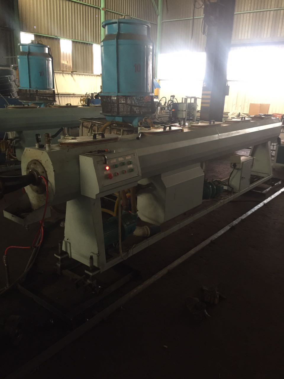 Pipe Extrusion Plant For Sale