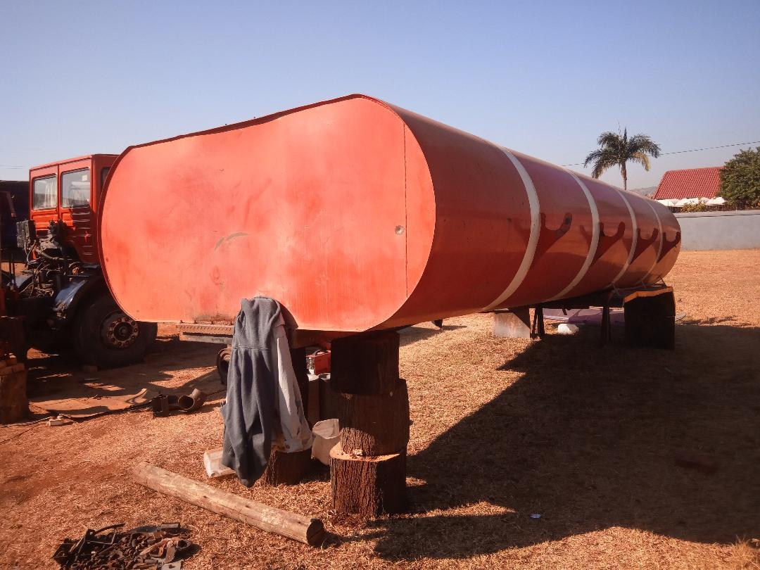 16000L water tanker